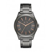 SLEEK STAINLESS STEEL WATCH