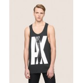 NEGATIVE SPACE RELAXED TANK