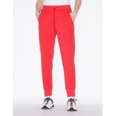 SPORTS TROUSERS WITH SIDE LETTERING