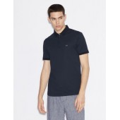SHORT-SLEEVED POLO SHIRT WITH ZIP