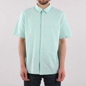 Albam Rooke Shirt - Faded Jade