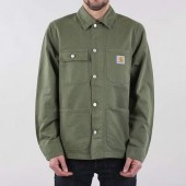 Carhartt WIP Michigan Chore Coat - Dollar Green