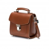 Chestnut Leather Sugarcube
