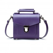 Purple Leather Sugarcube
