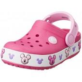 Crocs Kids Light-Up Mickey Mouse Clog