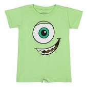 Disney Monsters Inc I Am Mike Baby Romper