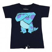 Disney Monsters Inc I Am Sulley Baby Romper