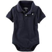 OshKosh BGosh Polo Bodysuit (Baby)