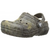 Crocs Classic Realtree Xtra Lined Clog (Toddler/Little Kid)