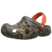 Crocs Swiftwater Realtree Xtra Clog (Toddler/Little Kid)