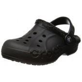 Crocs Kids Baya Heathered Lined Clog