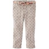 OshKosh BGosh OshKosh Bgosh Little Girls Print Woven Pants (Kid)