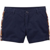 Carters Carters Little Girls Tapered Shorts (Toddler/Kid)