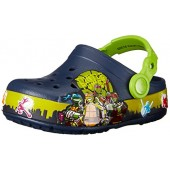 Nickelodeon Crocs TMNT II K Light-Up Clog (Infant/Toddler/Little Kid/Big Kid)