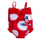 Disney Minnie Mouse Bow Swimsuit for Baby Red