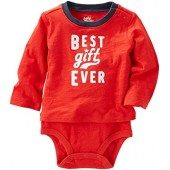 OshKosh BGosh OshKosh Bgosh Best Gift Ever Bodysuit