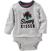 OshKosh BGosh OshKosh Bgosh Sloppy Kisser Bodysuit