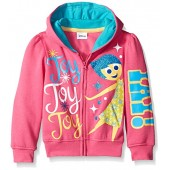 Disney Girls Inside Out Character Hoodie