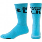 Under Armour Mens UA Speed Dont Lie Crew Socks