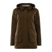 Irisa Waterproof Hooded Coat