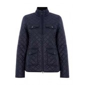 Sailboat Quilted Jacket