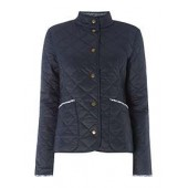 Evelyn Short Quilted Jacket