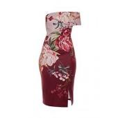 Irlina Serenity One Shoulder Dress