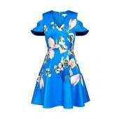 Ambre Harmony Cold Shoulder Dress