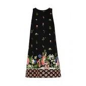Millaa Florence Cotton Shift Dress