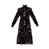 Simarra Florence Midi Long Sleeve Dress