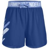 Under Armour Play Up Shorts - Girls Grade School