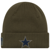 New Era NFL Salute To Service Knit - Mens