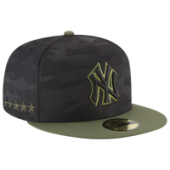 New Era MLB 59Fifty Memorial Day Cap - Mens