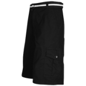 Southpole Belted Ripstop Cargo Shorts - Mens