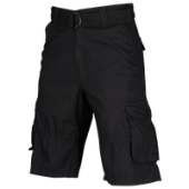 Southpole Ripstop Belted Cargo Shorts - Mens