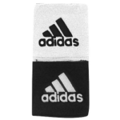 adidas Interval 3 Reversible Wristbands