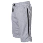Southpole Fleece Short W/Zipper Detail - Mens