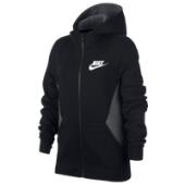 Nike Club Full-Zip Hoodie - Boys Grade School