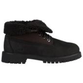 Timberland Roll-Top Fleece Boots - Boys Grade School