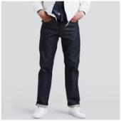 Levis 501 Shrink To Fit Jeans - Mens