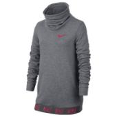 Nike Lightweight Studio Pullover Hoodie - Girls Grade School