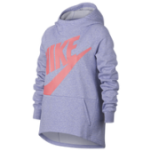 Nike Futura Hoodie - Girls Grade School