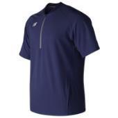 New Balance Short Sleeve 3000 Batting Jacket - Mens