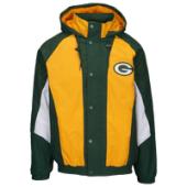 Starter NFL Full-Zip Hooded Jacket - Mens