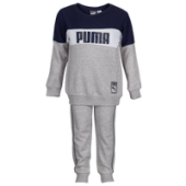 PUMA 2 Piece Fleece Pullover Set - Boys Preschool