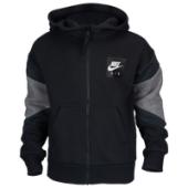 Nike Air Fleece Full-Zip Hoodie - Boys Preschool