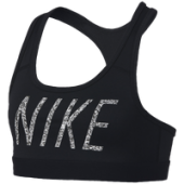 Nike Pro Logo Strap Bra - Girls Grade School