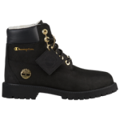 Timberland x Champion 6 Shearling Boots - Boys Grade School