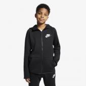 Nike Tech Fleece Full-Zip Hoodie - Boys Grade School