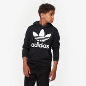 adidas Originals Adicolor Trefoil Hoodie - Boys Grade School